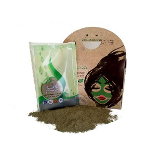 تصویر از ماسک پودری جلبک   اسپرولینا   30 گرم