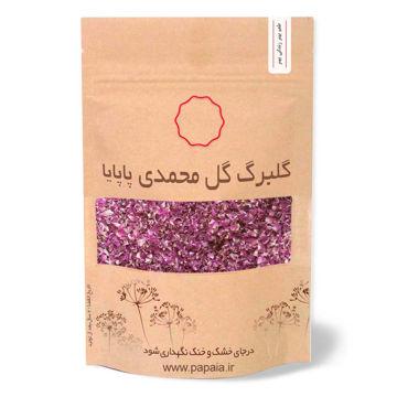گلبرگ گل محمدی