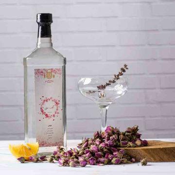 گلاب دو آتیشه سنتی اعلا | 1 لیتر